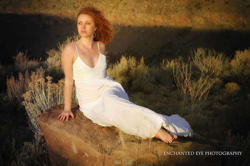 7-Las_vegas_photographer-model-Emma_Alabama-red-hair_ginger-model_Rio_grande_gorge-New_mexico-white_dress